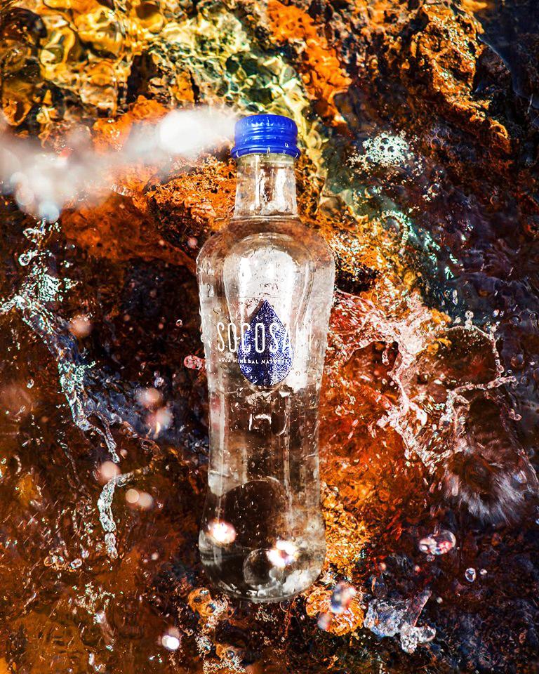 agua socosani volcanica