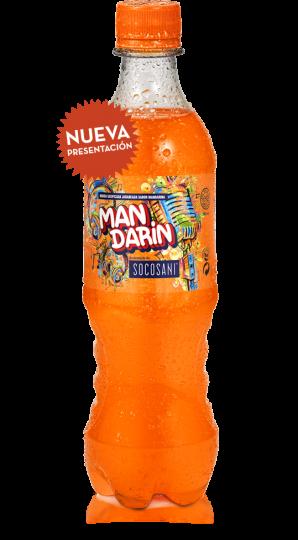 MANDARIN ETIQUETA